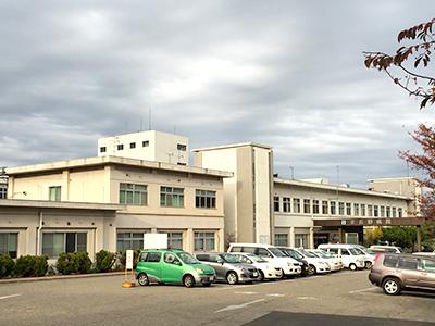 東長野病院の写真1