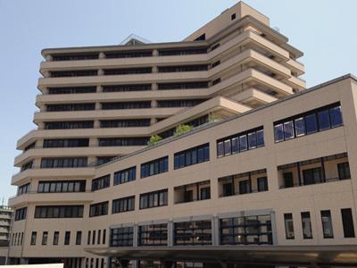 徳島市民病院の写真1
