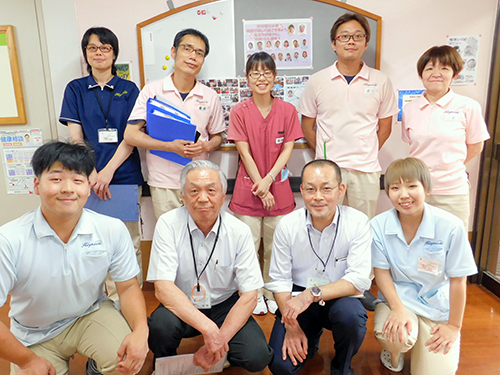 特別養護老人ホーム山田清里苑の写真1