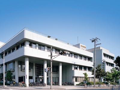 阪和住吉総合病院の写真1