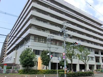 松原徳洲会病院の写真1