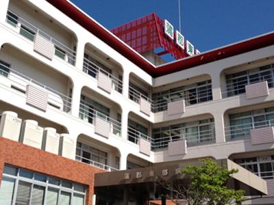 蒲郡東部病院の写真1