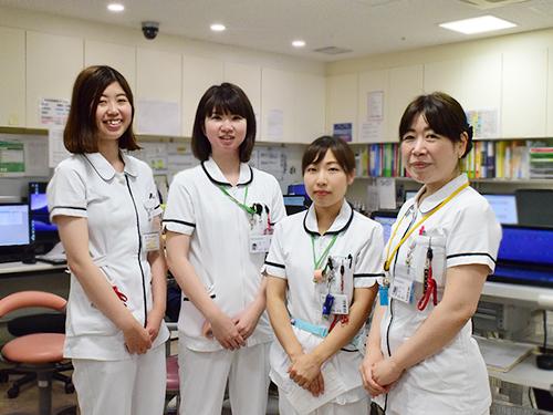 調布東山病院の写真1