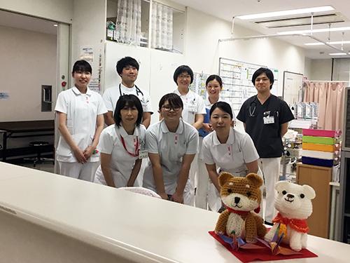 日高リハビリテーション病院の写真1