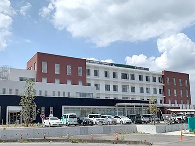 武蔵嵐山病院の写真1