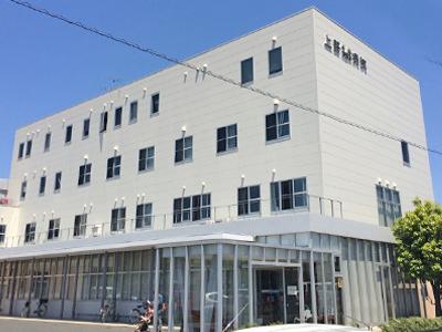 うえの病院の写真1