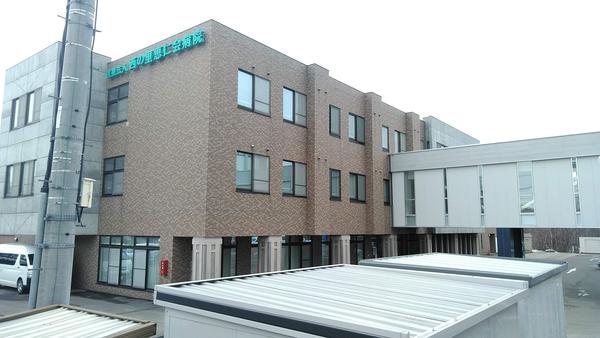 西の里恵仁会病院の写真1