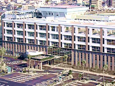 田岡病院の写真1