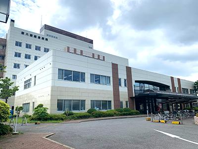 新八街総合病院の写真1