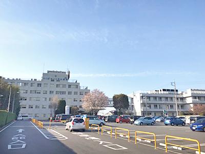 つくばセントラル病院の写真1