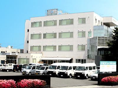 アルファケア南甲府介護施設の写真1