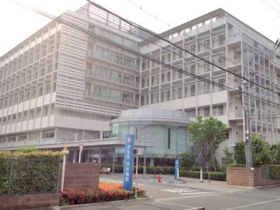 済生会茨木病院の写真1