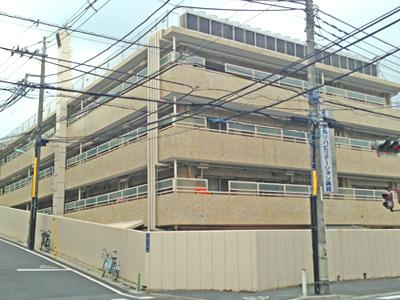 慈誠会徳丸リハビリテーション病院の写真1