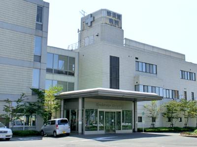 蜂須賀病院の写真1