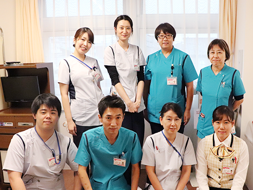 本川越病院の写真1
