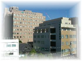 甲府共立病院の写真1