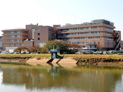春日部中央総合病院の写真1