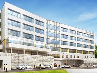 熱海海の見える病院の写真1