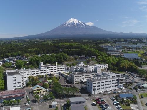 介護老人保健施設ヒューマンライフ富士の写真1
