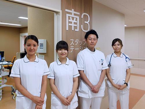 鶴谷病院の写真1