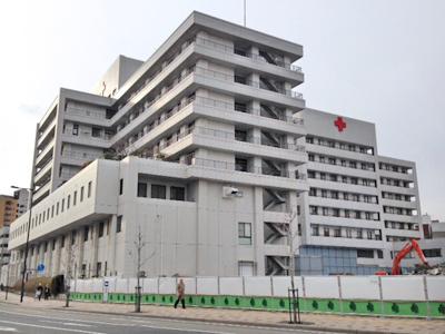 広島赤十字・原爆病院の写真1