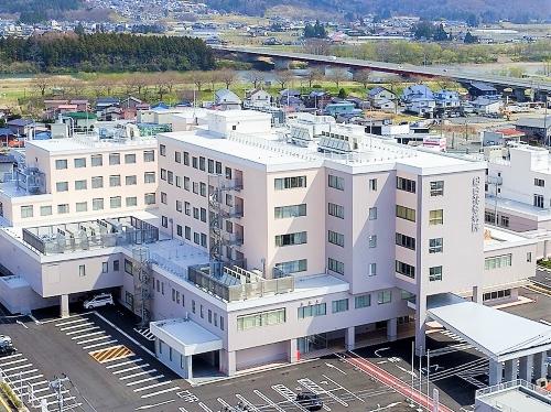 総合花巻病院の写真1