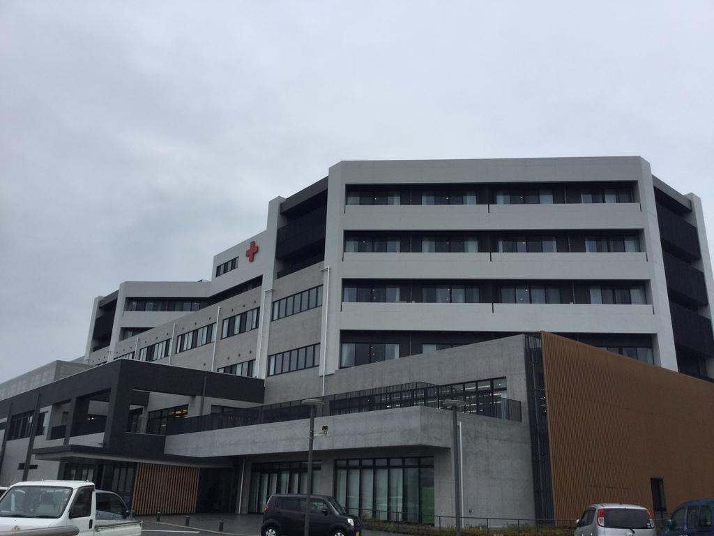 唐津赤十字病院の写真1