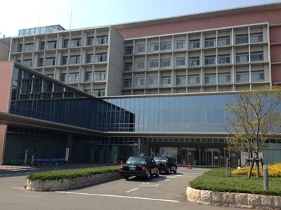 山口県済生会下関総合病院の写真1