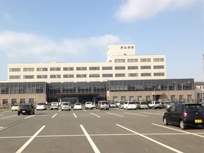 黒石厚生病院の写真1