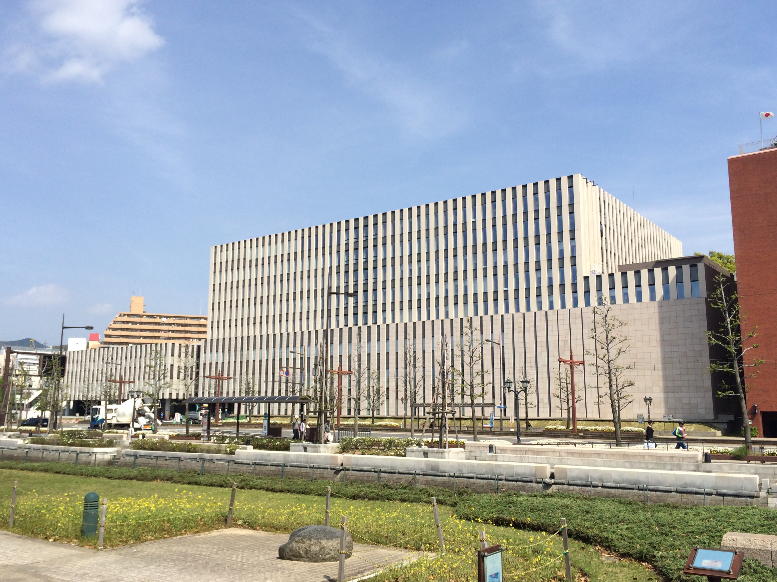 長崎みなとメディカルセンターの写真1