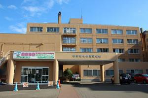 勤医協札幌西区病院の写真1