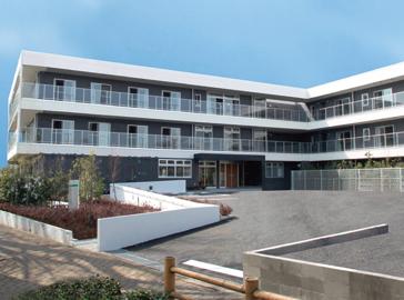 メディカルホームグランダ狛江参番館の写真1