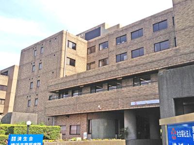 横浜市南部病院の写真1