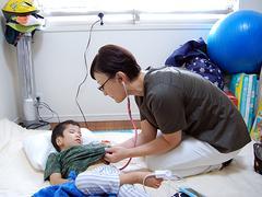 障害児訪問保育アニー
