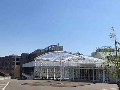 大島病院の写真