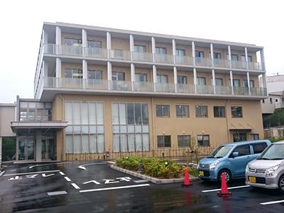 みどりの風南知多病院の写真1