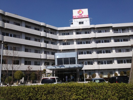 筑紫南ヶ丘病院の写真1