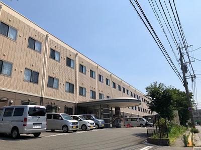ケアポート箱崎の写真1