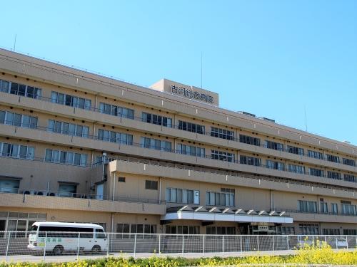 古河総合病院の写真3001