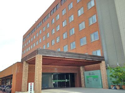鴨島病院の写真