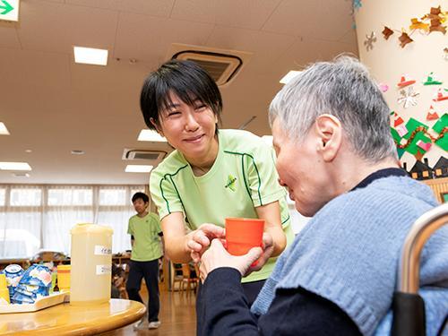 生協わかばの里 介護老人保健施設の写真3301