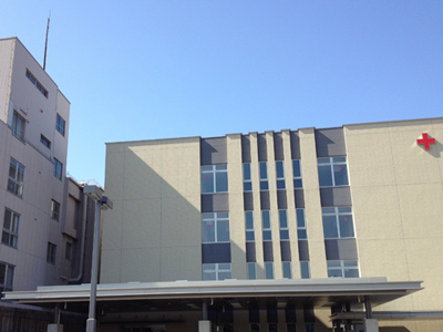 金沢赤十字病院の写真