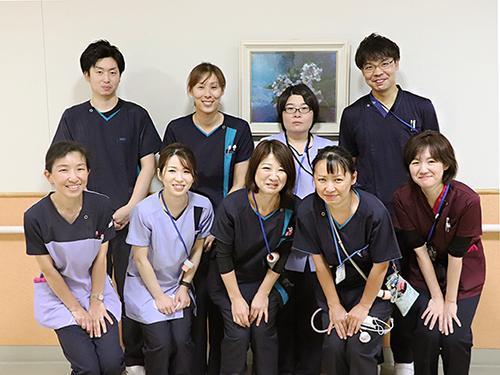 武蔵台病院