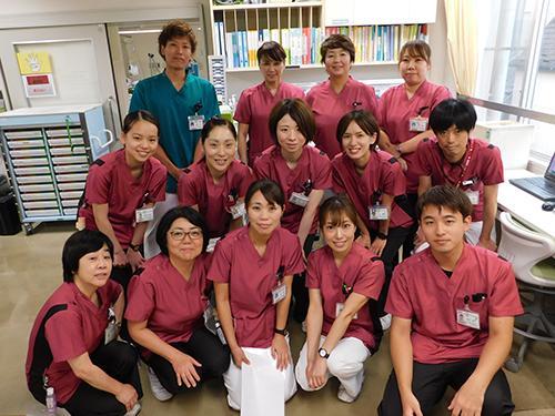流山中央病院の写真