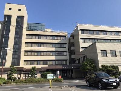 福山第一病院の写真