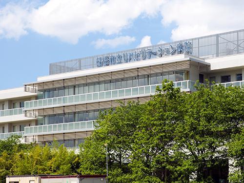 船橋市立リハビリテーション病院の写真3001