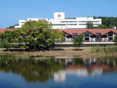 高槻赤十字病院の写真