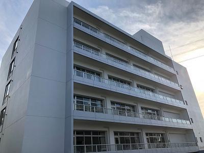 金隈老人保健施設フラワーハウス博多の写真1
