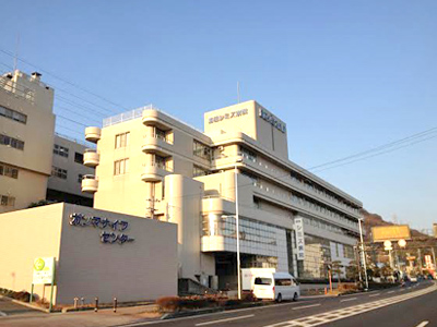 洛西シミズ病院の写真1001