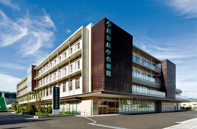 西奈良中央病院の写真1001